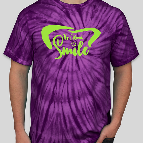 IAS Signature Tee (Purple)