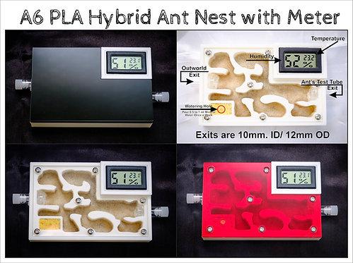 Ant Hybrid Nest with Meter Formicarium Farm Housing
