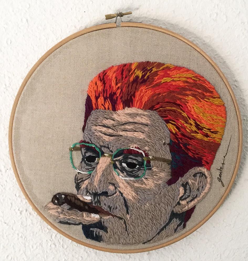 Portrait de Lacan