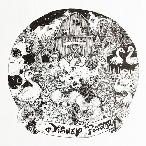 La Ferme Disney