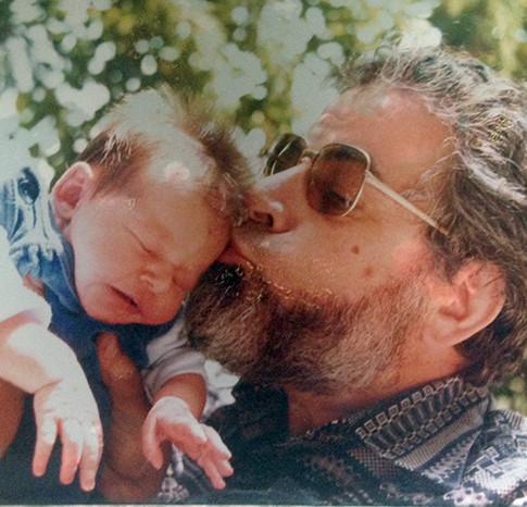 Mon grand -père et moi