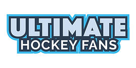 Ultimate Hockey Fans Logo Large Text Onl
