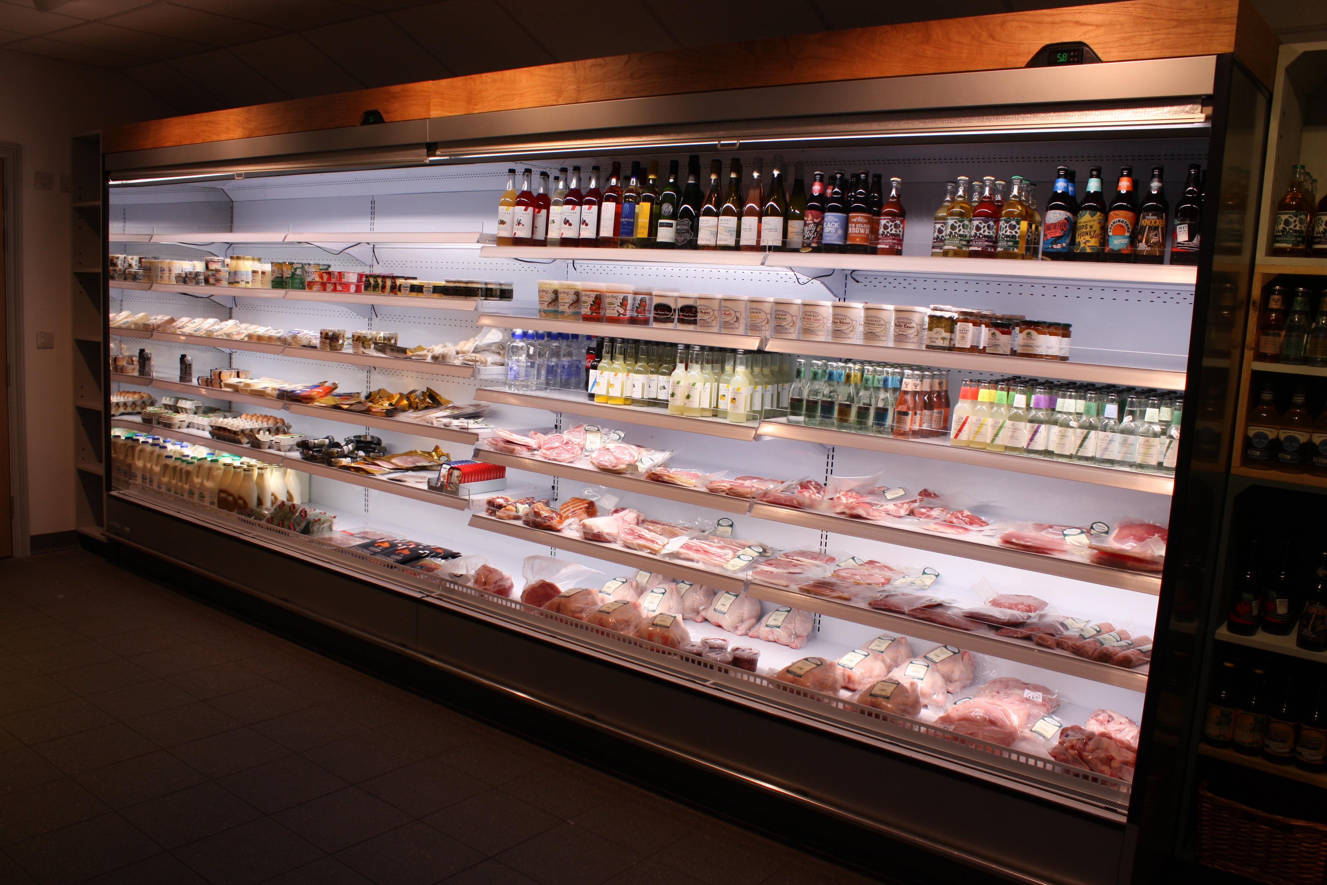 Prepacked meats
