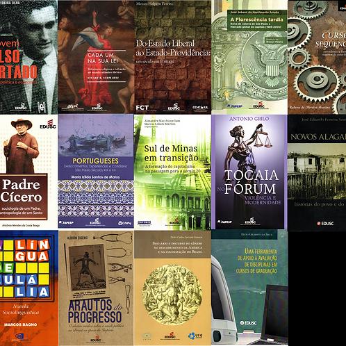 2 livros por R$ 49,90 (FRETE GRÁTIS)