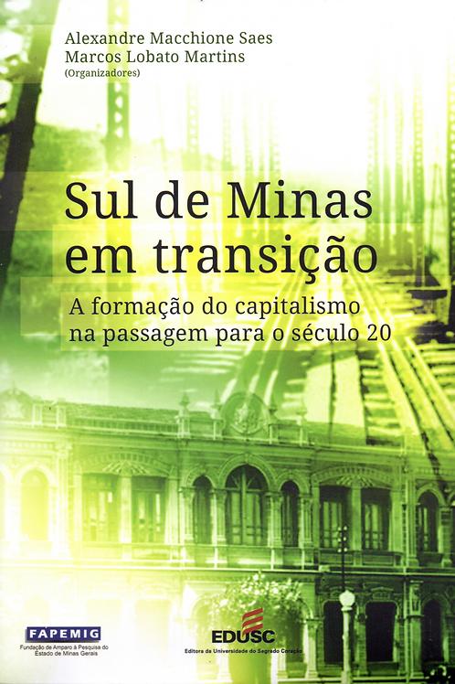 Sul de Minas em transição:a formação do capitalismo na passagem para o século 20
