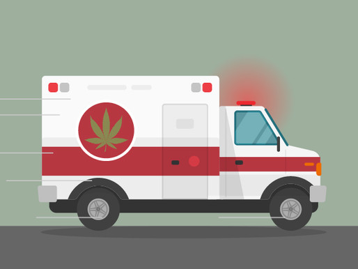 Marijuana in the ER: Overdose