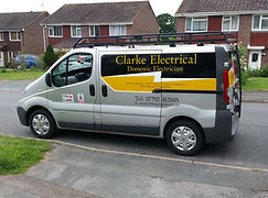 Clarke Electrical, Electrician, Domestic.