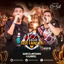 Marco Antonio e Gabriel