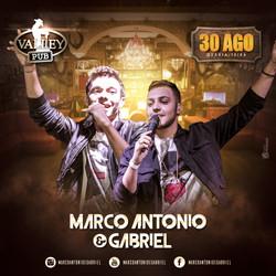 Agenda Marco Antonio e Gabriel