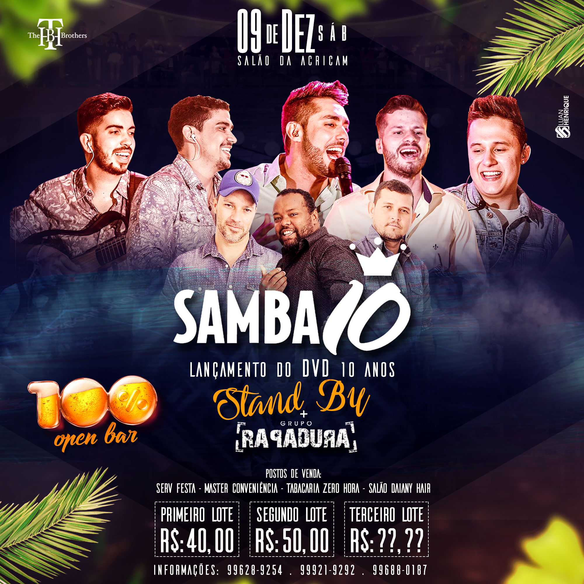 Samba 10 THB