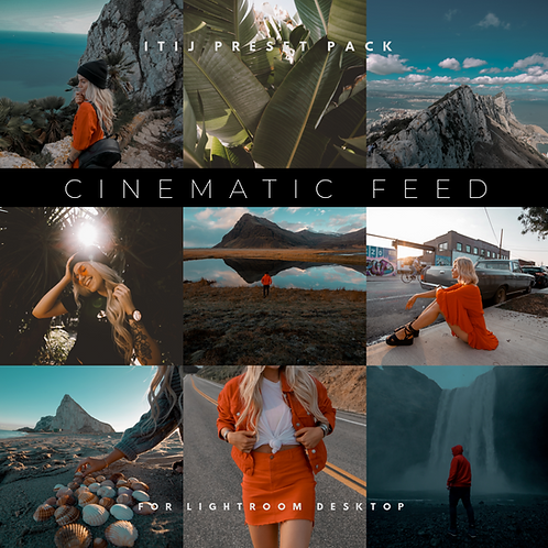 ITI J Cinematic Preset Pack DESKTOP