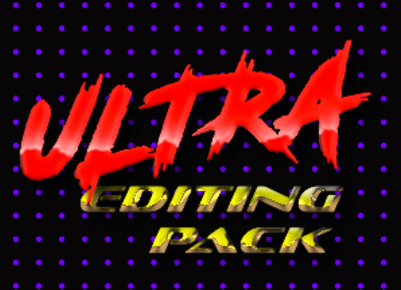 ULTRA Editing Pack