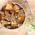 Lamb Korma with Sweet Potato & Almonds
