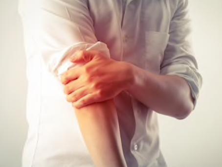 Tennis Elbow - Injury, Symptoms & Treatment