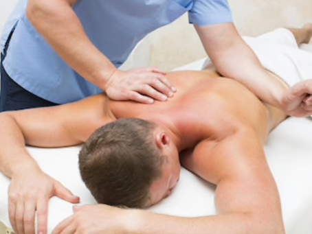 8 Reasons Why Remedial Massage Is Good For You