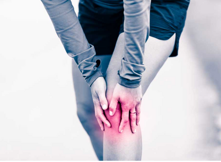 HOW TO AVOID A KNEE REPLACEMENT