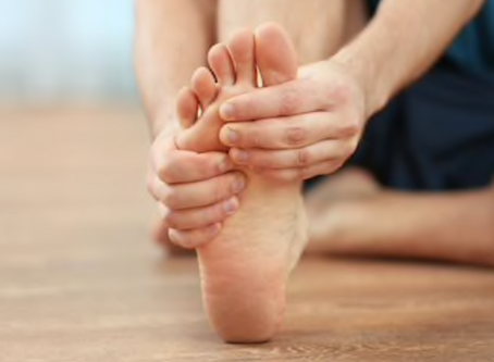 What Causes Pain In The Ball Of The Foot?