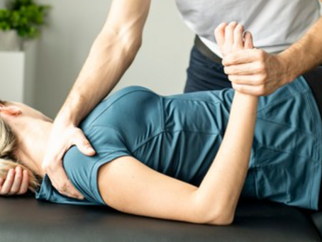 4 Common Causes of Shoulder Pain That Physiotherapy Can Help