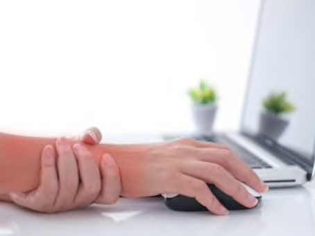 Repetitive Strain Injuries of the Wrist and Hand