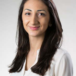 Introducing our newest fellow, Mariam