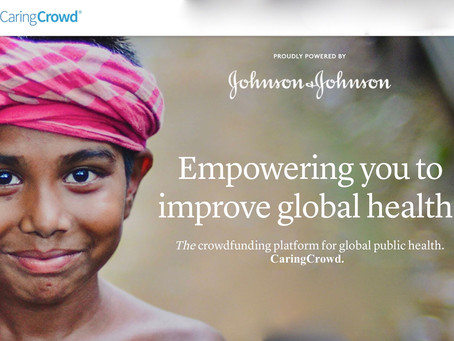 RISE is Partnering with Johnson &Johnson!