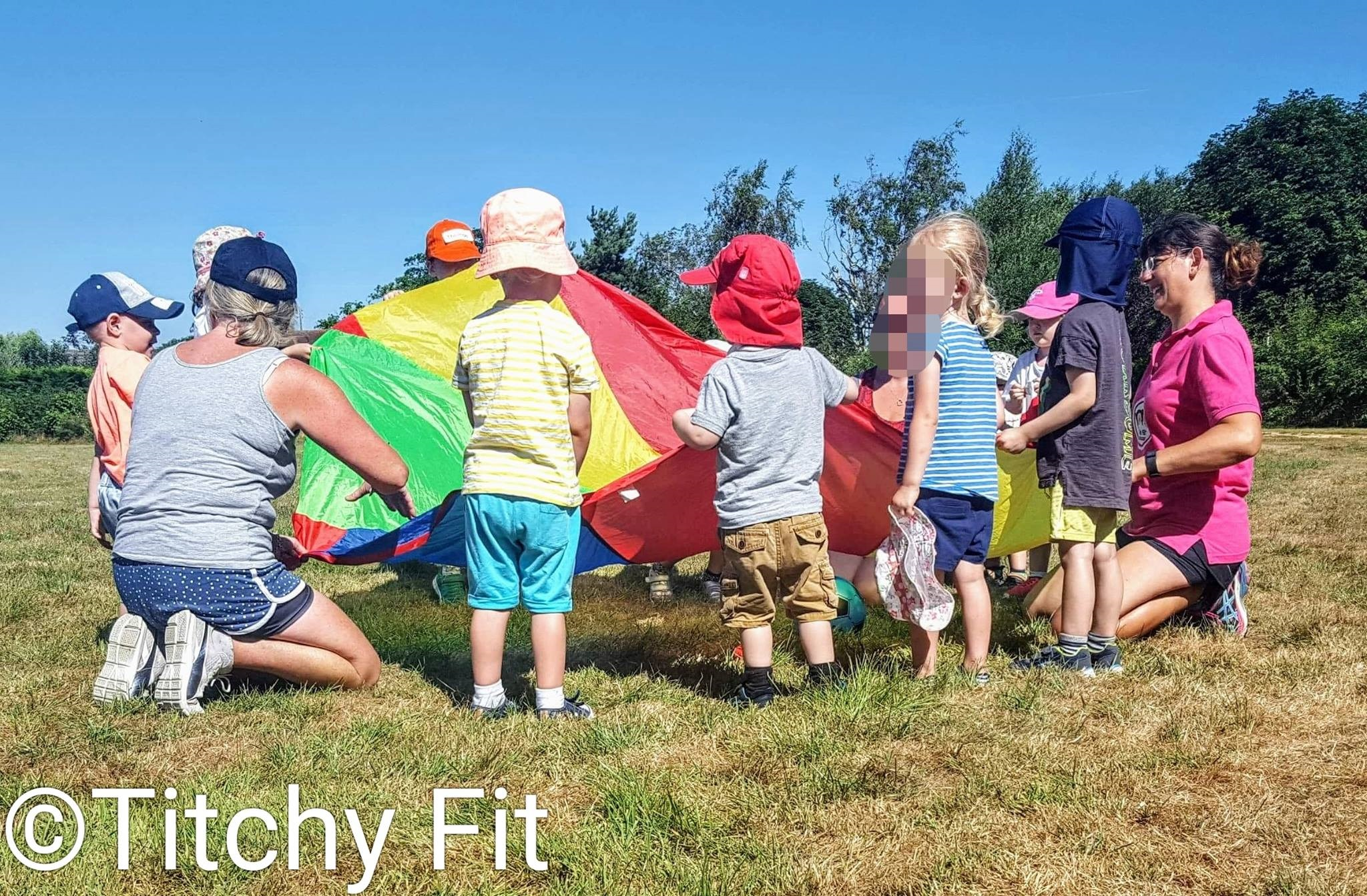 Parachute Games 23 July 2018