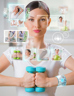 Virtual Fitness Training