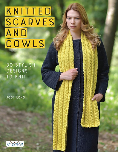 Knitted Scarves and Cowls