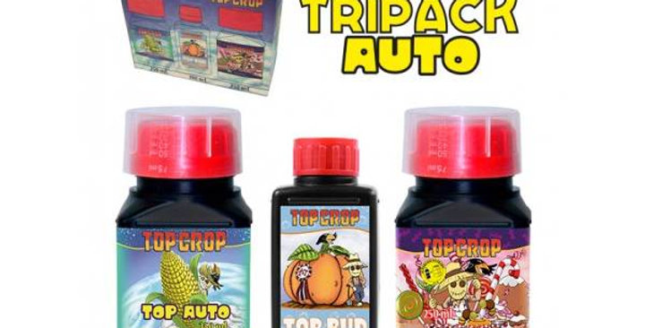 TOP CROP - TRIPACK AUTO