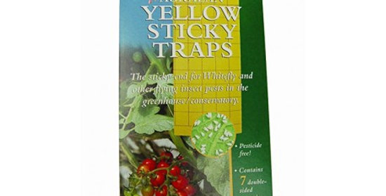 Trappole adesive gialle Agralan