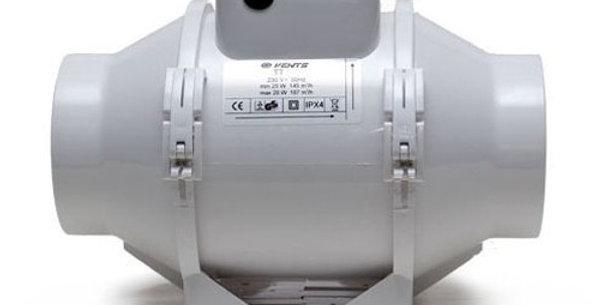 Estrattore elicolidale TT100 diametro 100mm vents