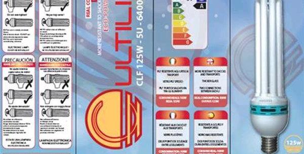 Cultilite lampade CFL GROW 125 W