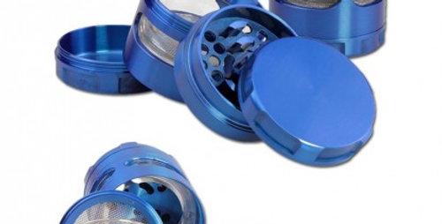grinder metallico in 4 parti