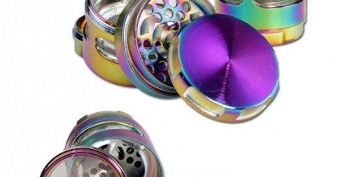 grinder in metallo in 4 parti Dipinti ad olio