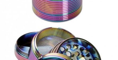 grinder in metallo colori ad olio in 4 parti.