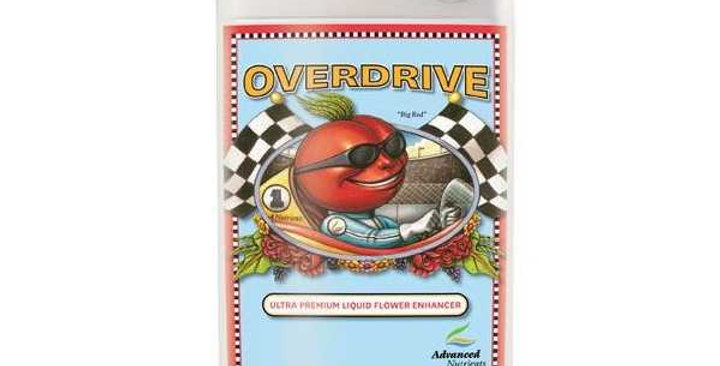 ADVANCED NUTRIENTS - OVERDRIVE 500 ML