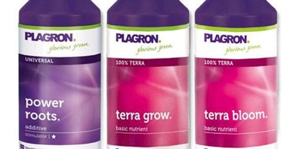 Plagron starter set 3x50 ml