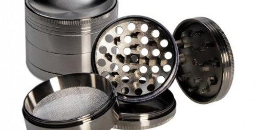 grinder in 4 parti concavo magnetico