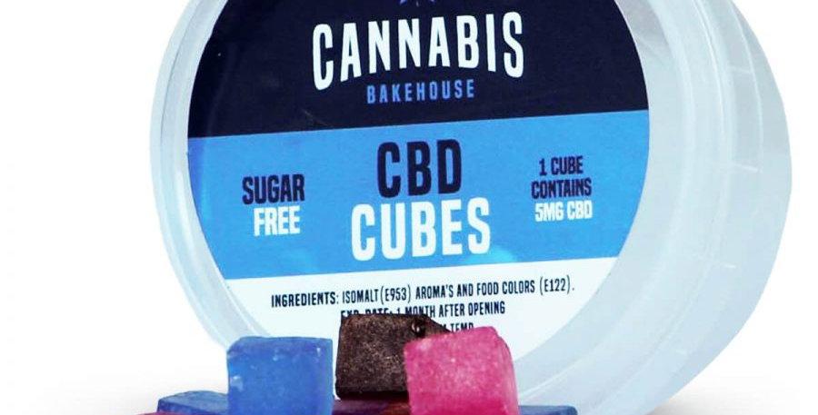 Cannabis Bakehouse Caramelle a Cubetti 5mg CBD gusti misti (30g)