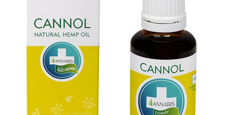 Annabis Cannol Olio di Canapa Naturale (30ml)