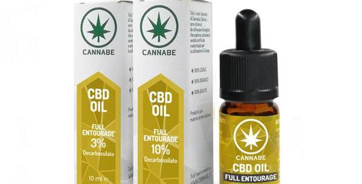 CBD Oil Full cannabe 10%
