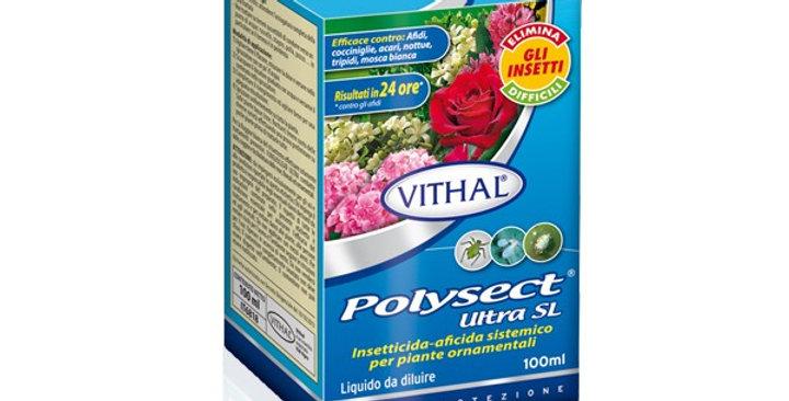 Polysect Ultra Vithal SL 100 ml Insetticida Concentrato