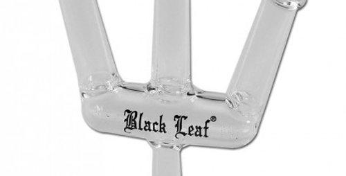 Porta snodo 'Black Leaf' a 3 bracci