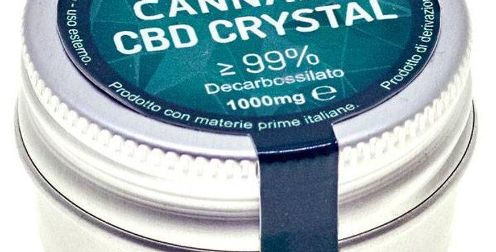 CBD Crystal 99% Cannabe
