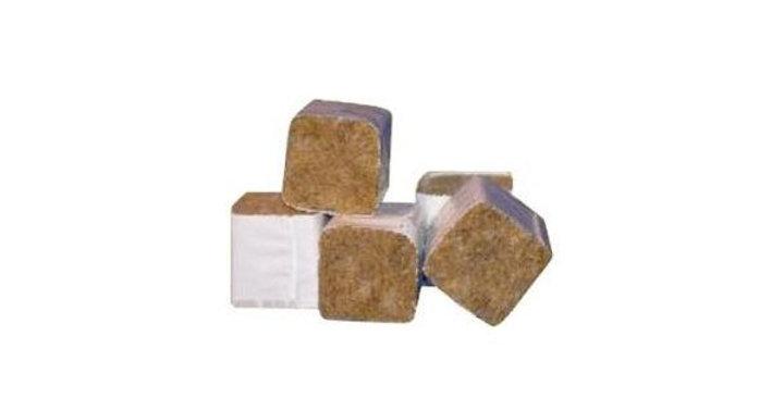 Cubo di lana di roccia