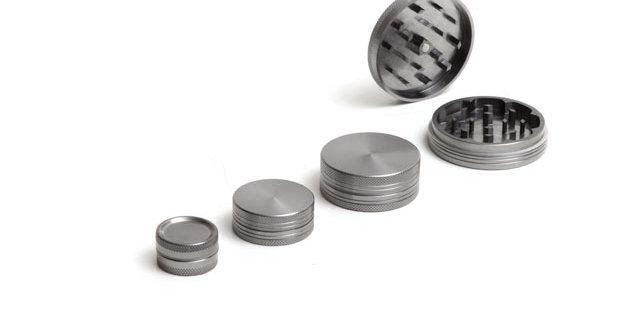 Grinder alluminio 50 mm con chiusura magnetica