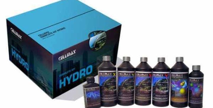 Mega Pack di fertilizzanti CELLMAX idroponica.