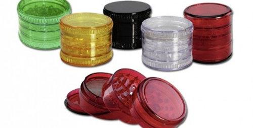 grinder acrilica 5 parti. in diversi colori