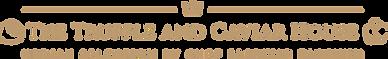 the truffle and caviar house logo