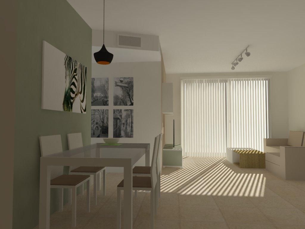 עיצוב דירה בהוד השרון